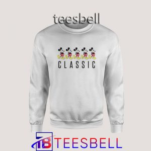 Sweatshirt Classic Mickey Mouse