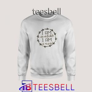Sweatshirt Hamilton Inspired Quote Women's Graphic