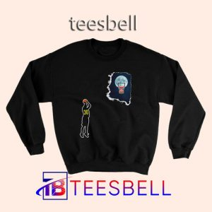 Basketball Moonshot Steph Curry Sweatshirt