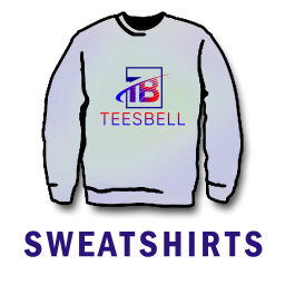 SweatShirts Teesbell Logo e1599613518263 - Tees Bell - Cute Shirts for Teens