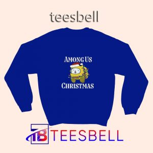 Among Us Christmas Sweatshirt