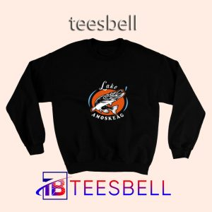 Amoskeag Lake Sweatshirt