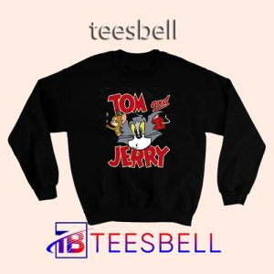 b2 Tom And Jerry Battle Sweatshirt 300x300 - Tees Bell - Cute Shirts for Teens