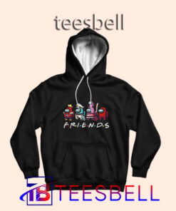 Among Us Friends Hoodie
